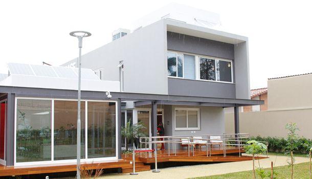 Casa e construção