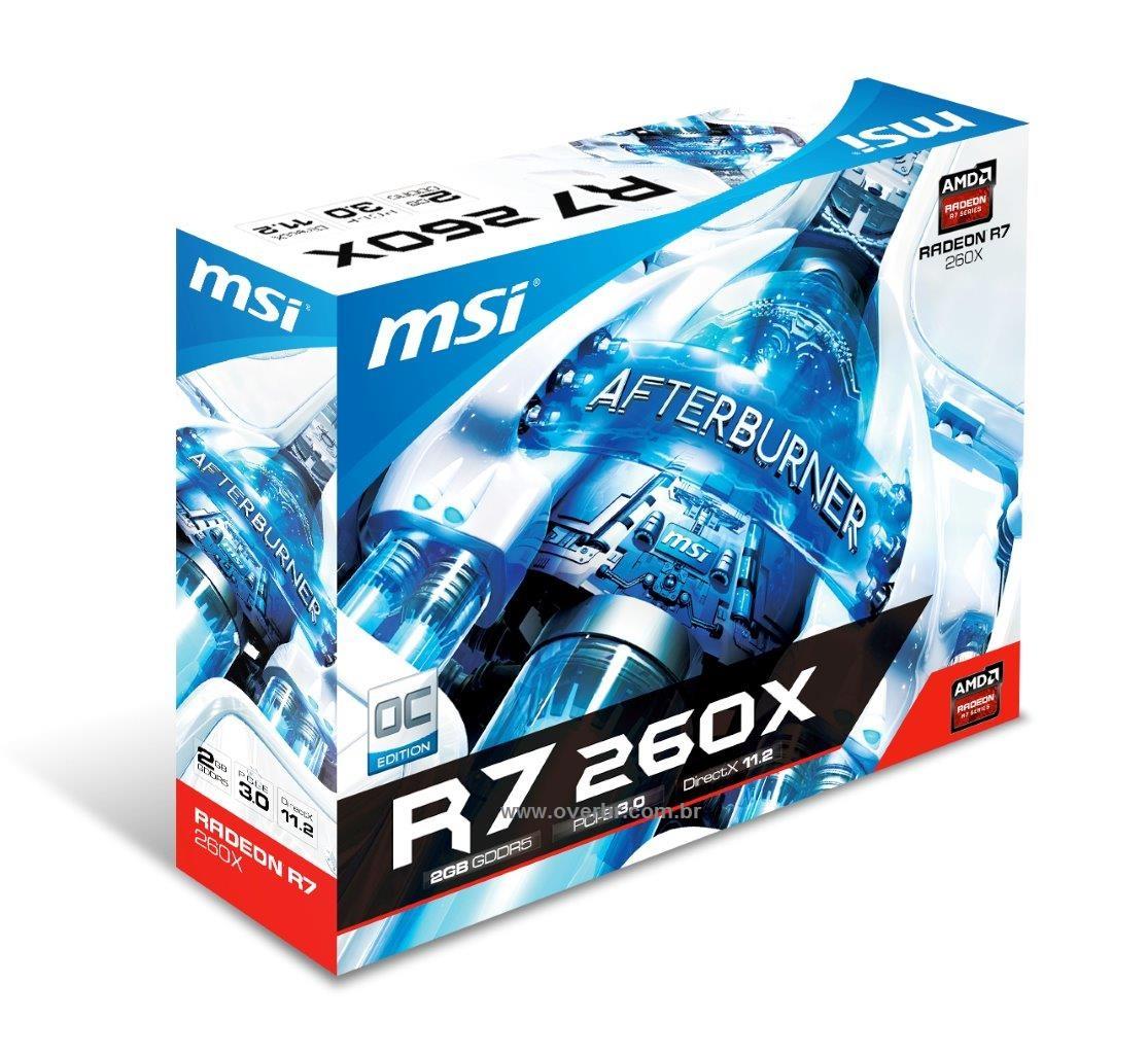 R7 260X 2GD5OC(V293)_Terabyte