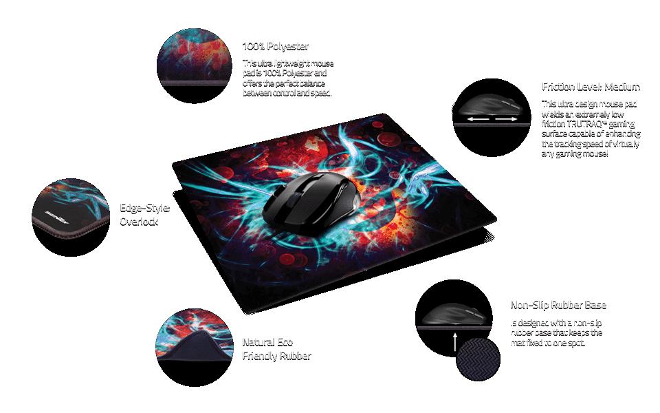 Sinergy-mousepad