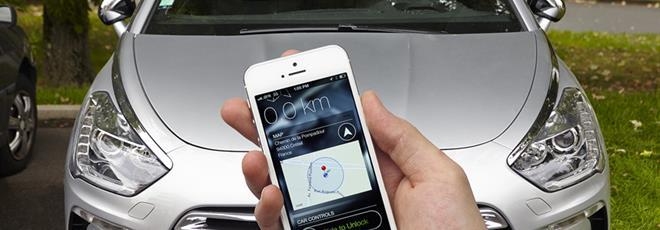 Essa inovação é baseada em um equipamento incorporado, conectado a um Kit de desenvolvimento de smartphone (SDK na sigla em inglês) que hospeda uma chave virtual do carro fornecida pela plataforma baseada em nuvem da Valeo.