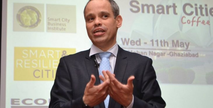 Especialista Renato de Castro vai apresentar casos reais de vários países onde a inteligência digital vem revolucionando o modo de vidas e gestão das cidades.