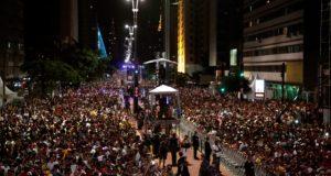 Foto Réveillon Paulista São Paulo