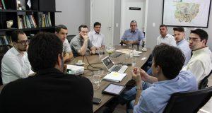 Imagem encontro IBM e Agrihub no Mato Grosso
