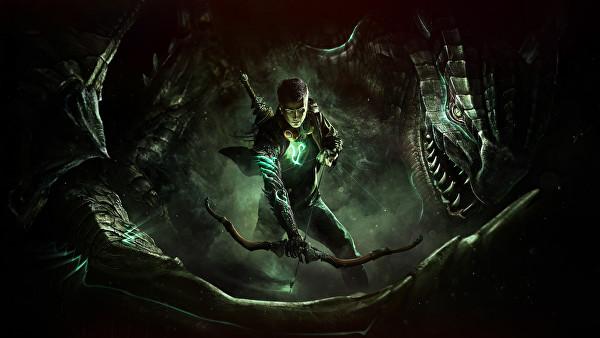 Imagem Game Scalebound 2017