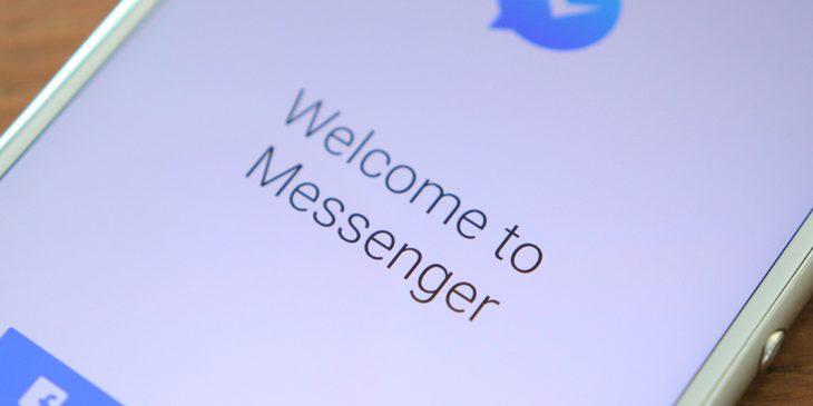 Imagem messenger para chamada em grupo