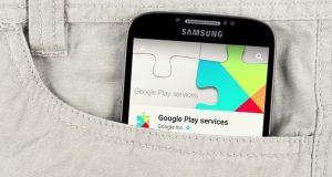 Imagem googlre pay Samsung