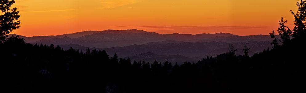 Imagem dicas de fotografia Nikon por do sol