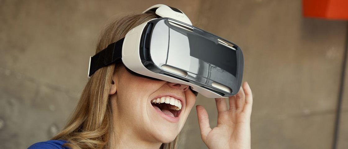 óculos VR Sesc na Campus party