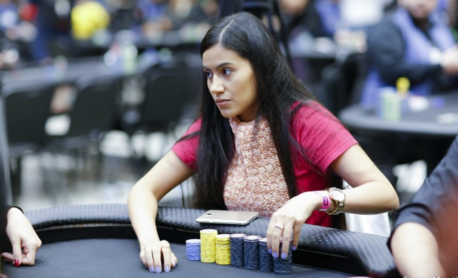 Poker - Marcella Camargo