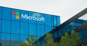 Imagem Microsoft sede