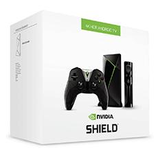 Imagem NVIDIA plataforma Shield I.A