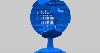 Imagem Impressora 3D objeto