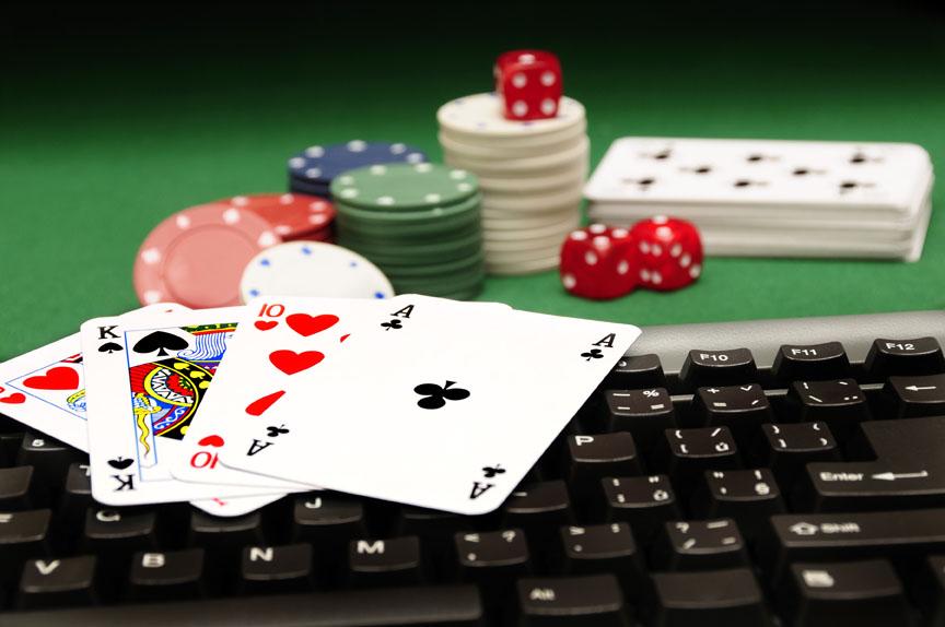 Imagem poker profissional