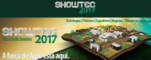 Imagem Showtec agro 2017