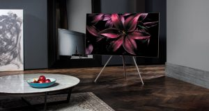 Imagem TV QLED Samsung