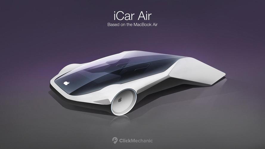 Imagem Apple iCar Air