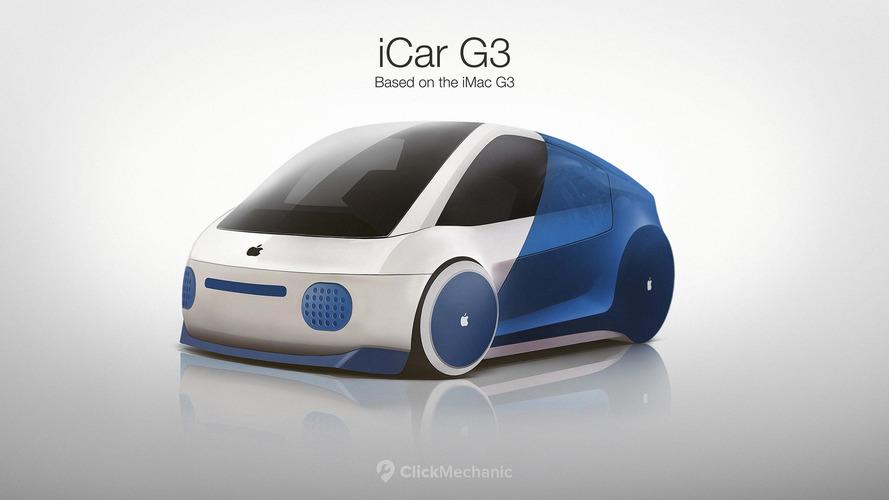 Imagem Apple iCar G3