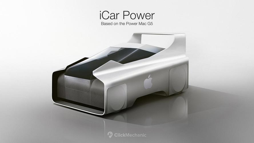 Imagem Apple iCar Power