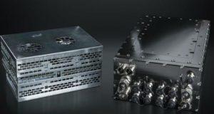 Imagem supercomputador Go da Intel para carros autônomos