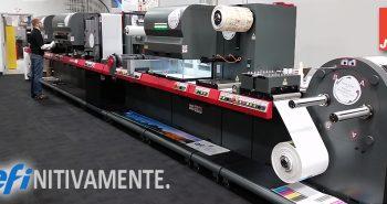 Imagem Impressora Digital