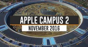 Imagem Apple campus