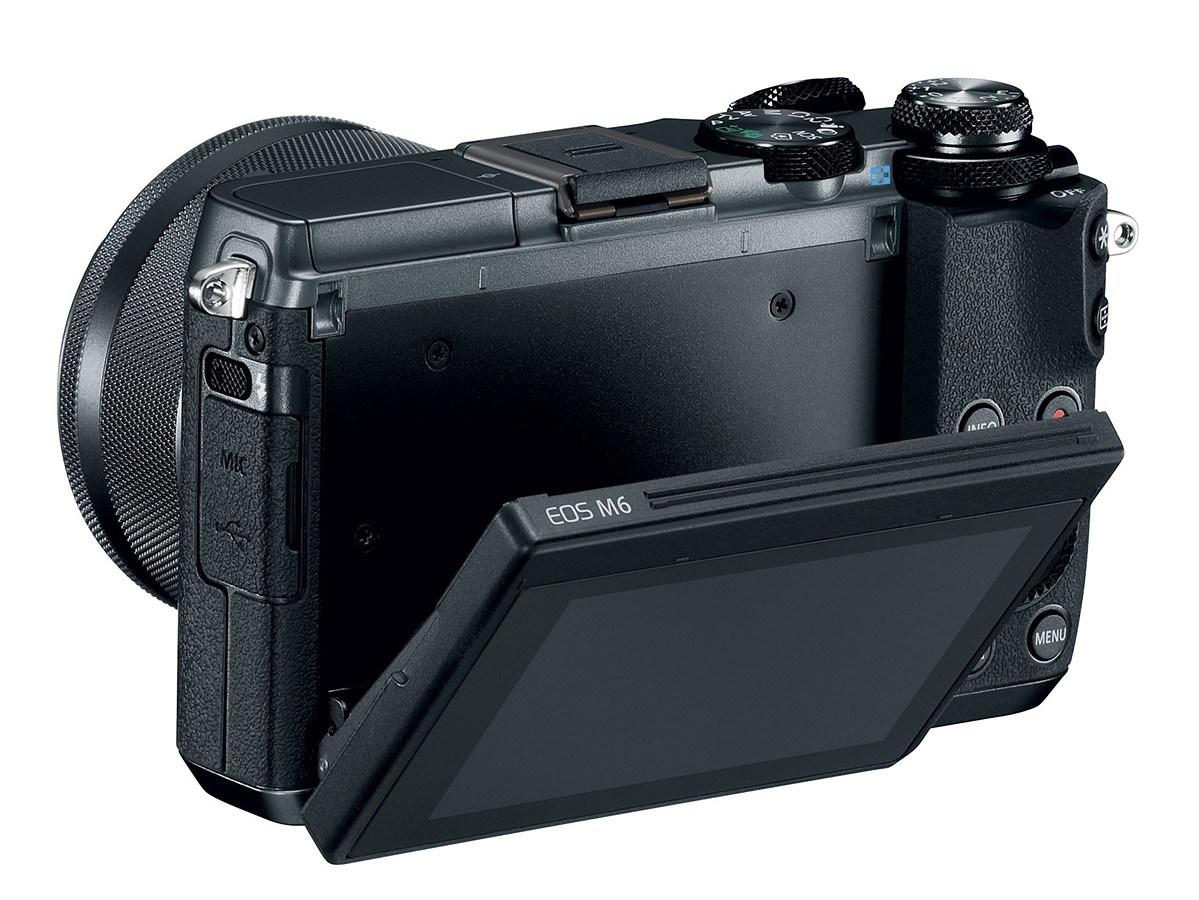 Imagem cannon M6 bateria