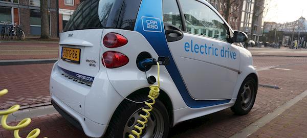 Imagem carro elétrico