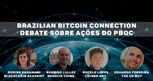 Imagem bitcoins debate
