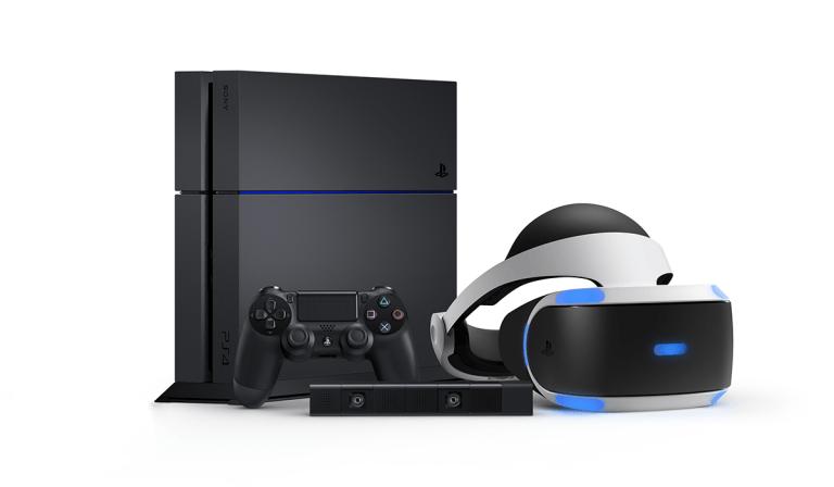 Imagem Sony realidade virtual