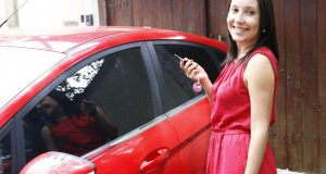 Veículo carsharing
