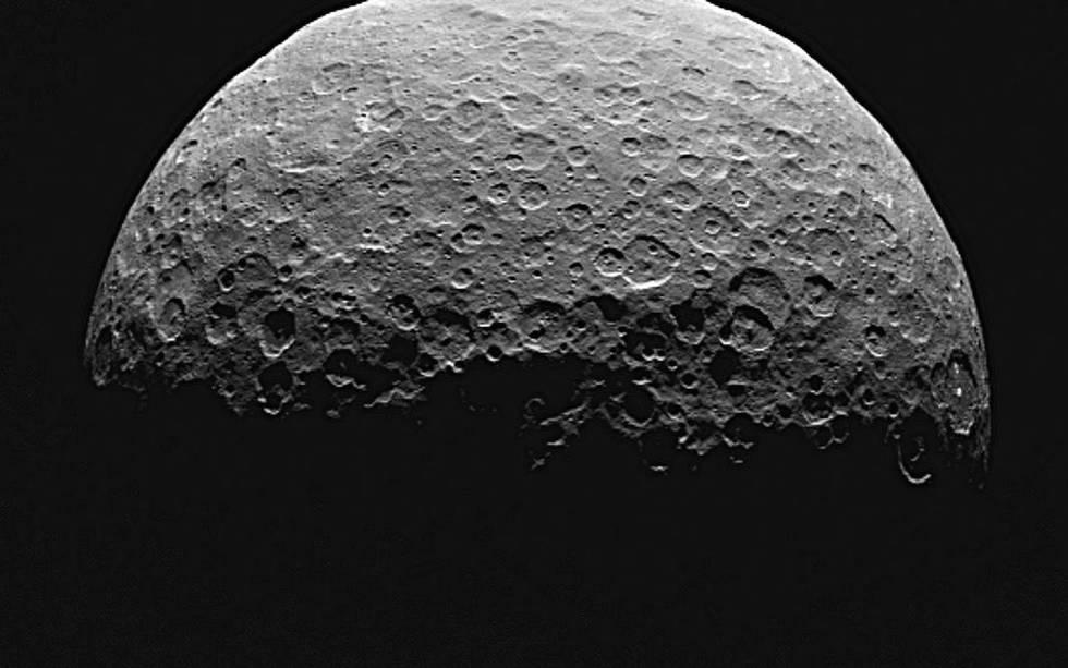 Imagem planeta anão