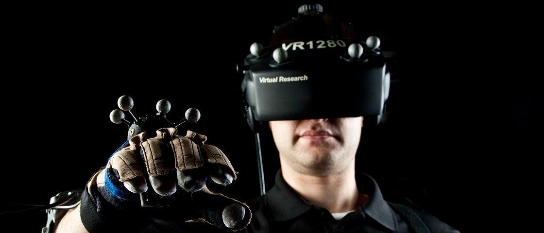 Imagem Samsung VR
