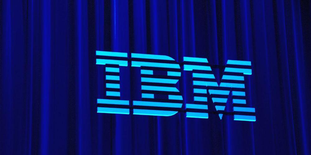 Imagem IBM logo noco