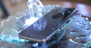 Imagem Galaxy S water