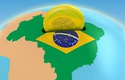 Imagem Brasil economia
