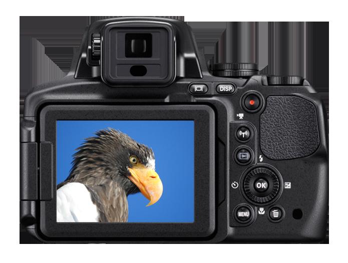 Imagem Nikon 900