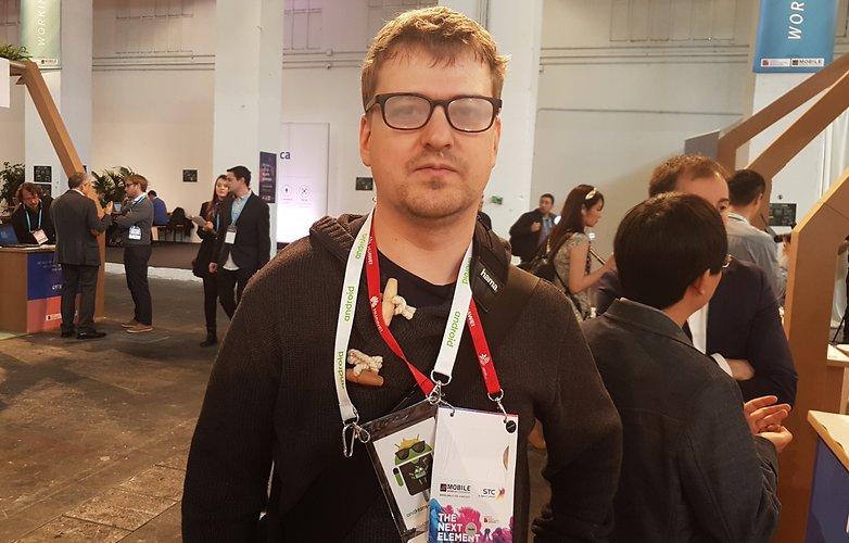 Imagem Samsung óculos ativados