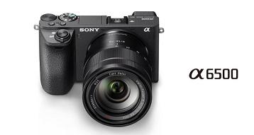 Sony CX 6500