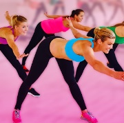 APP Exercícios de aeróbica diárias