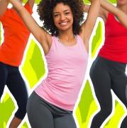 Aplicativo Exercícios de dança de fitness