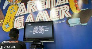 2820d9b9aed27 Arena Gamer do Shopping Tucuruví terá Pokémom - OverBR