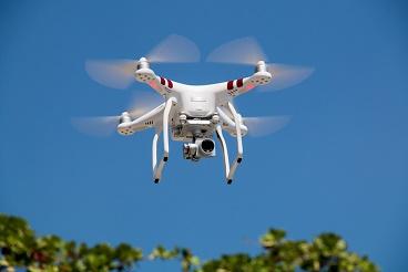 drones para uso corporativo