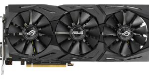placa de video ASUS Geforce GTX1070Ti