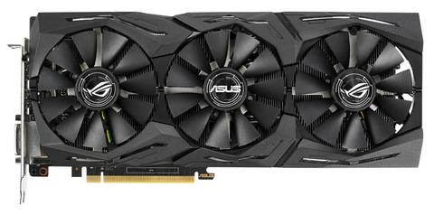placa de vídeo ASUS Geforce GTX1070Ti