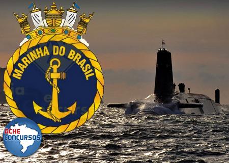 Marinha tem 960 vagas