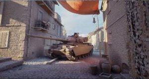 Atualização 1.0 World of Tanks