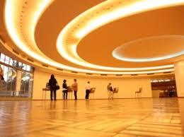 Casa do Baile BH interior local de exposição