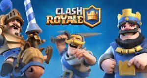 Clash-Royale da Supercell