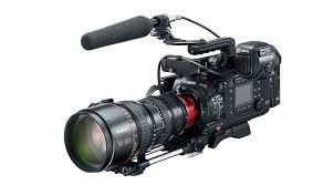Câmera cinematográfica EOS C700