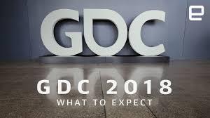 GDC 2018 conferência dos desenvolvedores de games